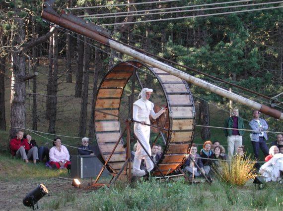 Ontdek Terschelling Oerol Festival