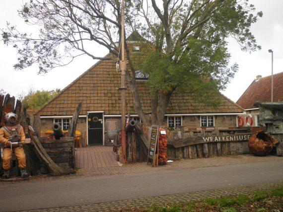 Ontdek Terschelling Wrakkenmuseum